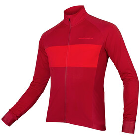 Endura FS260-Pro Jetstream II Maillot à manches longues Homme, rust red